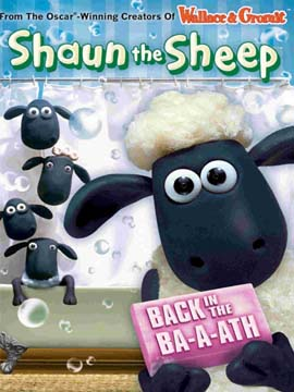 Shaun The Sheep Back In The Ba-A-Ath