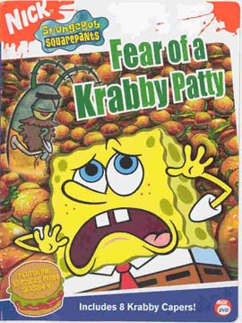 SpongeBob Squarepants Fear Of A Krabby Patty - مدبلج