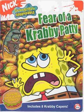 SpongeBob Squarepants Fear Of A Krabby Patty - مدبلج
