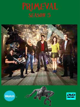 Primeval - The Complete Season Five