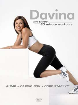 Davina: My Three 30 Minute Workouts