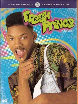 The Fresh Prince of Bel-Air - The Complete Season Two