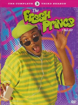 The Fresh Prince of Bel-Air - The Complete Season Three