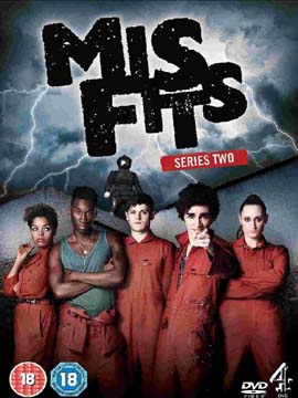 Misfits - The Complete Season Two