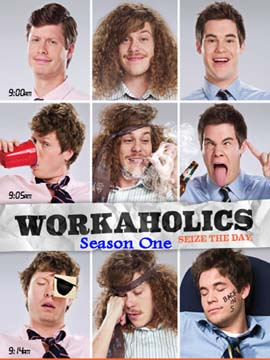 Workaholics - The Complete Season One