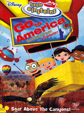 Little Einsteins - Go To America - مدبلج