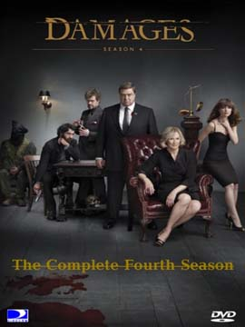 Damages - The Complete Season Four