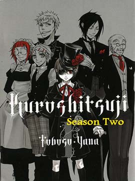 Kuroshitsuji - The Complete Season Two