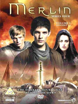 Merlin - The Complete Season Four