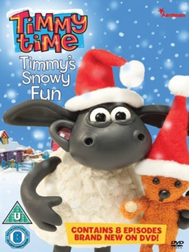 Timmy Time Timmy's Snowy Fun