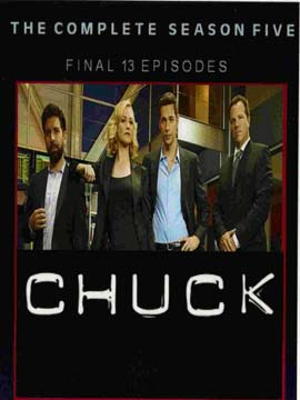 Chuck - The Complete Season Five