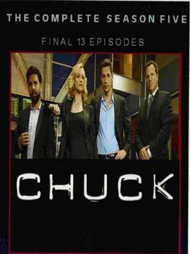 Chuck - The Complete Season Five