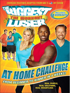 The Biggest Loser At Home Challenge