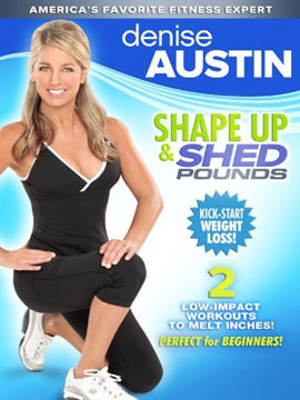 Denise Austin: Shape Up and Shed Pounds