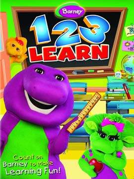Barney 123 Learn
