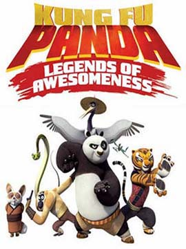 Kung Fu Panda: Legends of Awesomeness - Season One