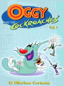 Oggy and the Cockroaches - The Complete Season One