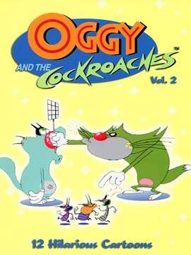 Oggy and the Cockroaches - The Complete Season Two