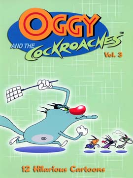 Oggy and the Cockroaches - The Complete Season Three