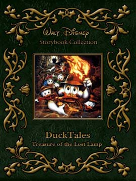 Duck Tales: Treasure of the Lost Lamp