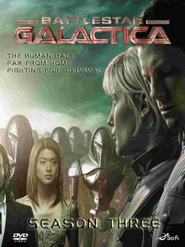 Battlestar Galactica - The Complete Season Three