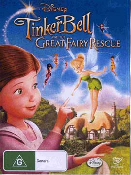Tinker Bell and the Great Fairy Rescue - مدبلج