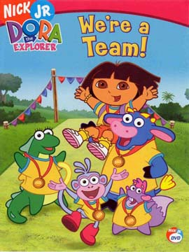 Dora The Explorer Were Team - مدبلج