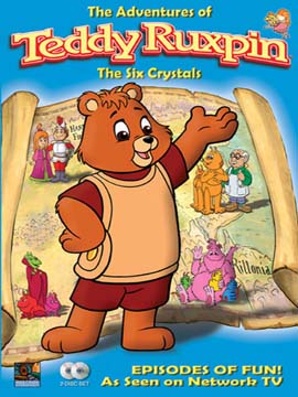 The Adventures of Teddy Ruxpin The Six Crystals