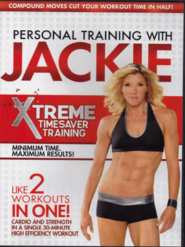 Personal Training With Jackie Xtreme Timesaver Training