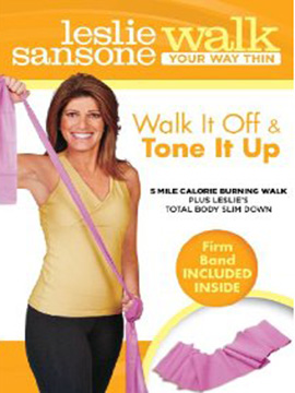 Leslie Sansone: Walk It Off and Tone It Up