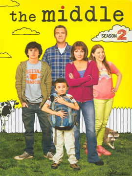 The Middle - The Complete Season Two