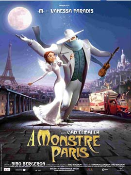 A Monster in Paris - مدبلج