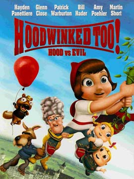 Hoodwinked Too! Hood vs. Evil - مدبلج