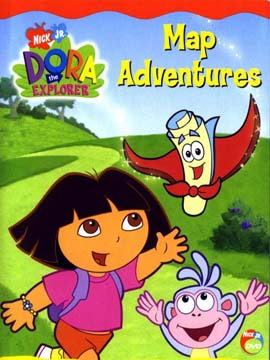Dora the Explorer: Map Adventure - مدبلج