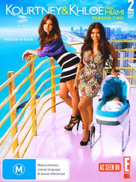 Kourtney & Khloé Take Miami - The Complete Season Two