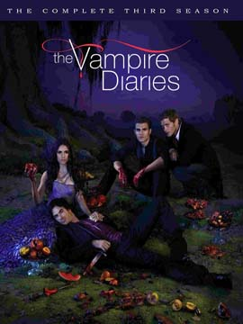The Vampire Diaries - The Complete Season 3