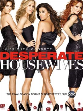 Desperate Housewives -  The Complete Season Eight