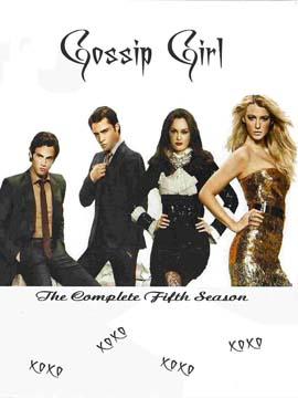 Gossip Girl - The Complete Season Five