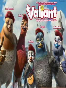 Valiant - مدبلج