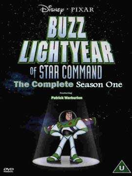 Buzz Lightyear of Star Command - The Complete Season One - مدبلج