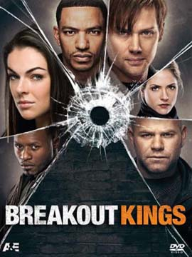 Breakout Kings - The Complete Season Two