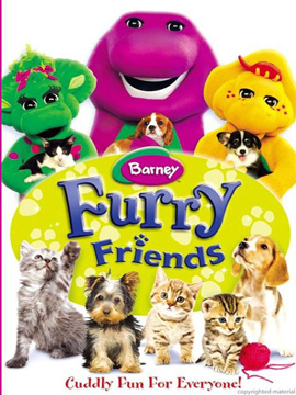 Barney Furry Friends