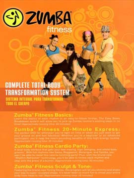 Zumba Fitness: Basic and 20 Minute Express