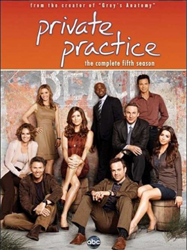 Private Practice - The Complete Season Five