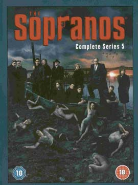 The Sopranos - The Complete Season Five