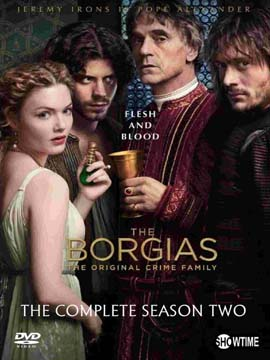 The Borgias - The Complete Season Two