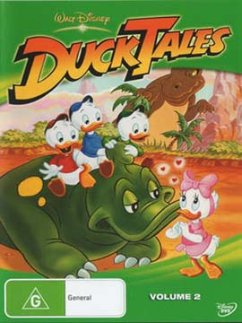 Duck Tales - The Complete Season Two