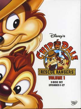 Chip 'n' Dale Rescue Rangers - The Complete Season One