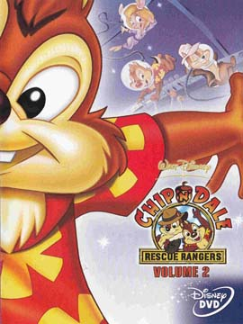 Chip 'n' Dale Rescue Rangers - The Complete Season Two