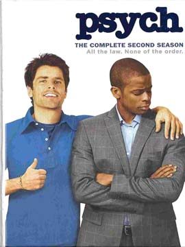 Psych - The Complete Season Two